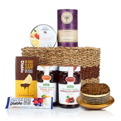 Christmas free from hampers gluten free christmas hampers diabetic joy negle Choice Image