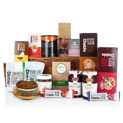 Christmas free from hampers gluten free christmas hampers the diabetic basket negle Choice Image